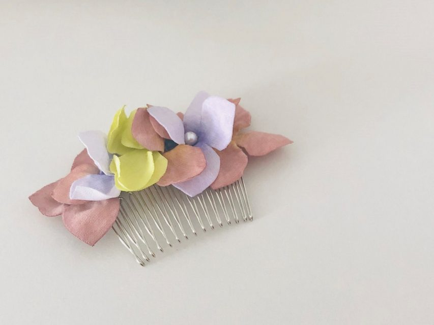 [SOLD OUT] 紫陽花 ヘアコーム