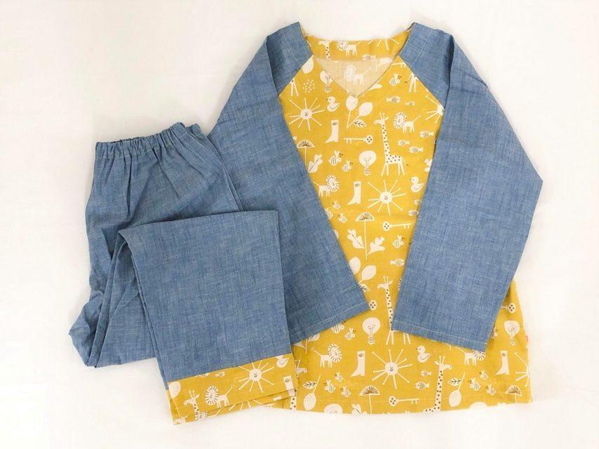 pocoゆったりパジャマ [Mサイズ]