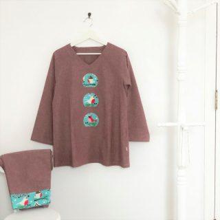 【Xmas SALE】ゆったりパジャマが12/25まで期間限定特別価格。