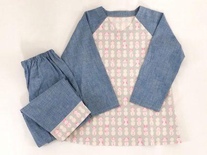pocoゆったりパジャマ ルームウェア [Sサイズ]