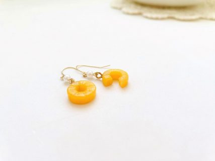 [SOLD OUT] デザートピアス [パイン]